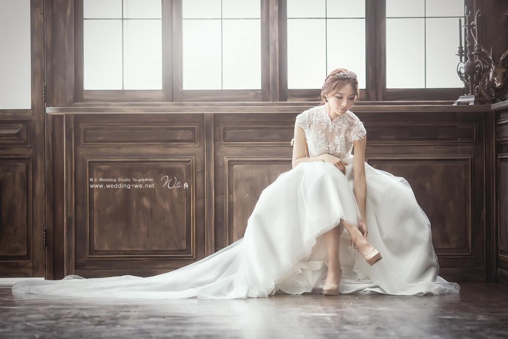 台中韓式婚紗推薦文樂