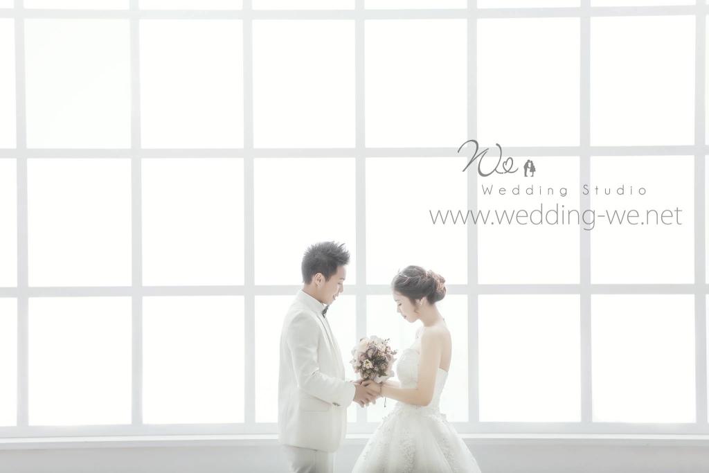 台中韓式婚紗攝影推薦