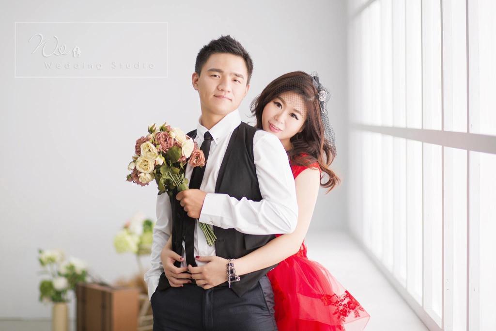 台中韓式婚紗攝影棚推薦