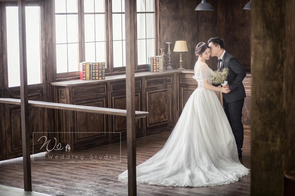 台中韓式婚紗