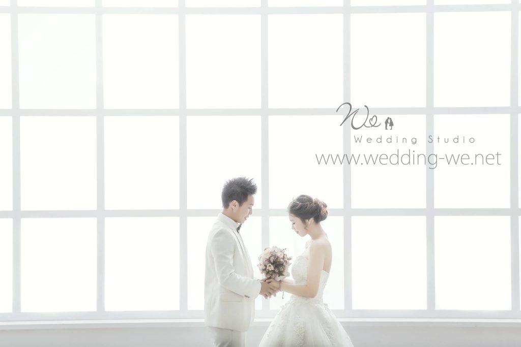 台中婚紗攝影工作室,韓風婚紗不用去韓國拍婚紗