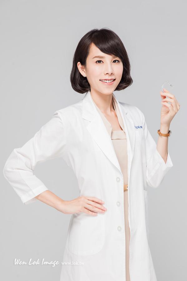 醫師型像照 專業型像照 台中專業型像照拍攝