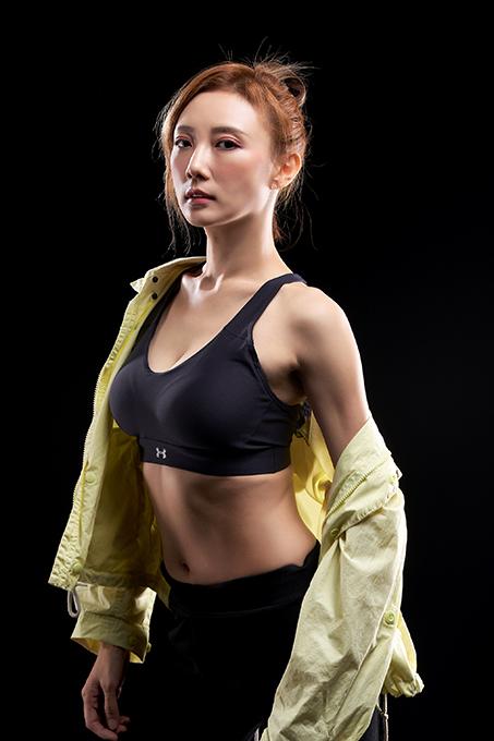 台中健身教練形象照
