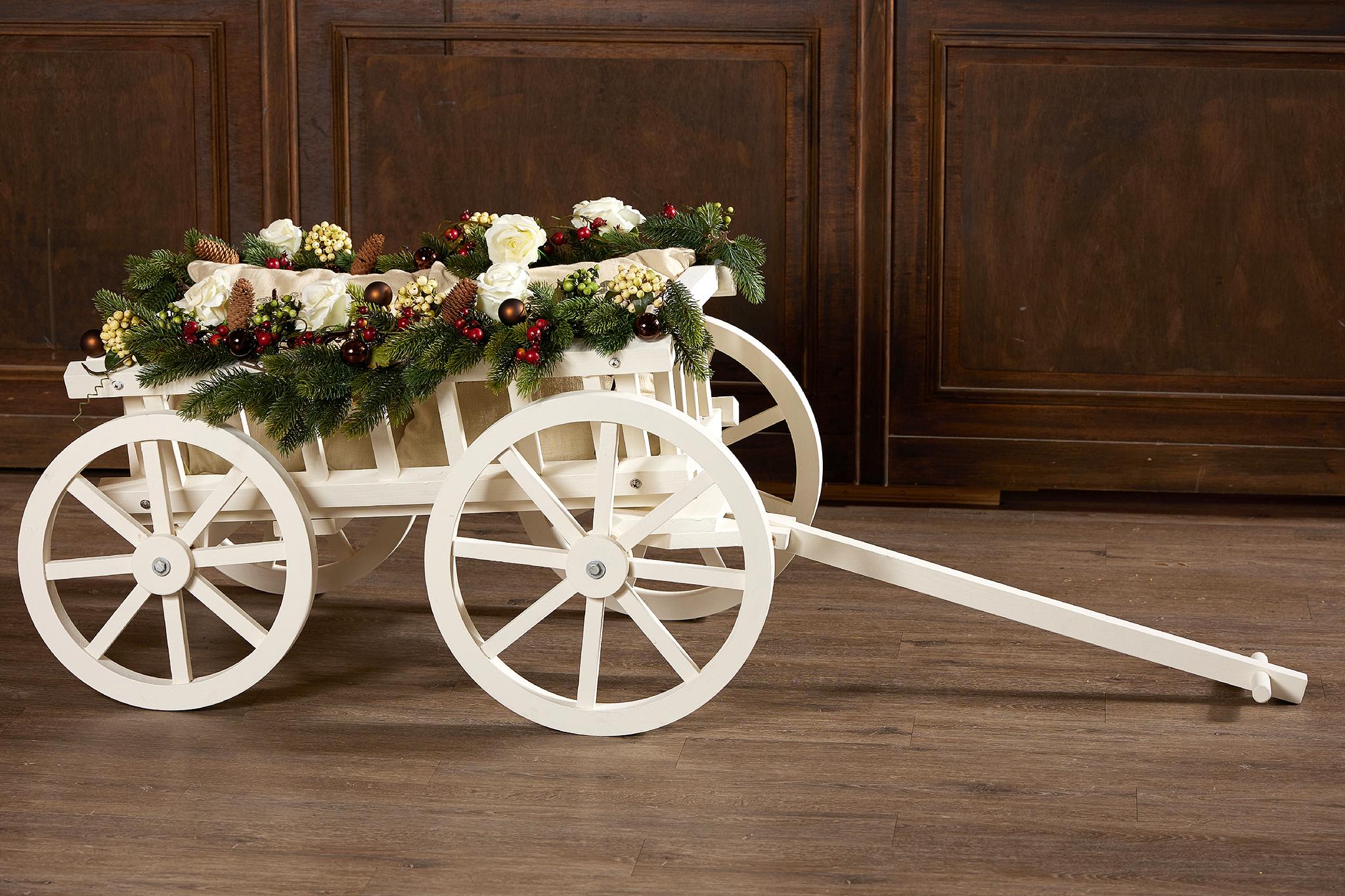 台中花藝佈置花車佈置婚禮佈置使用花車拍攝