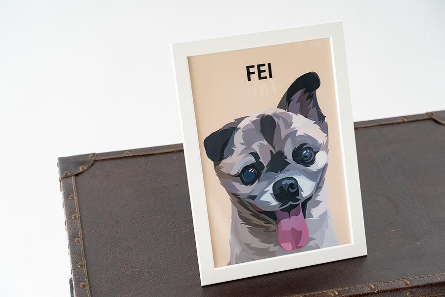 台中寵物寫真寵物證件照
